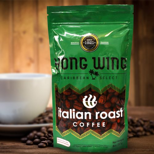 Italian Roast - Ground (Stand Up Pouch) - Retail