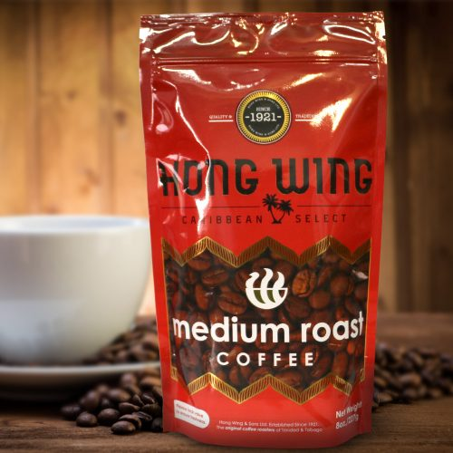Medium Roast - Ground (Stand Up Pouch) - Retail