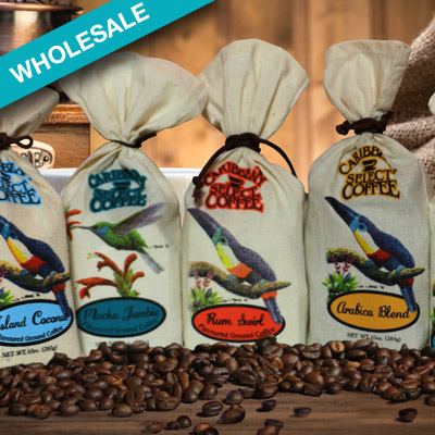 Calico Bags (Wholesale)