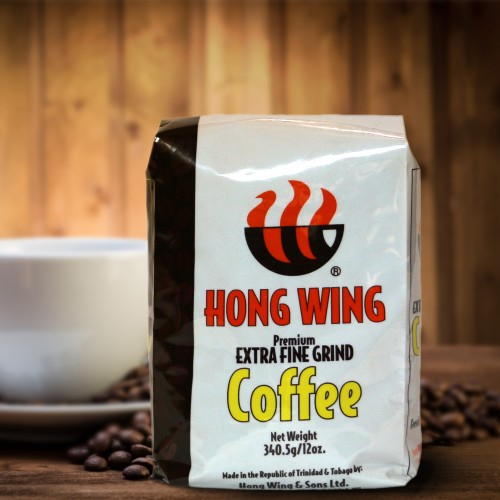 Premium Hong Wing Extra Fine Coffee - Retail