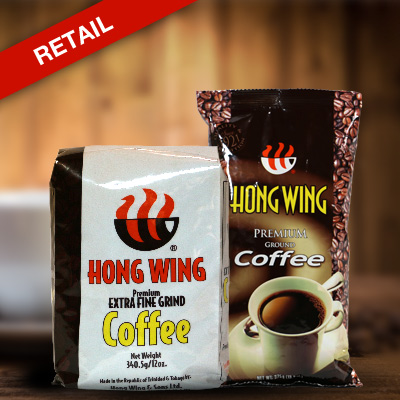 Premium Coffee (Retail)